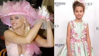 Anna Nicole Smith's 9-Year-Old Daughter Is a Spitting Image of Her Mom at Kentucky Derby