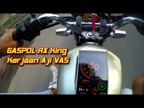 Gaspol RX King Tune Up Perdana || Aji VAS