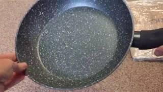 Распаковка и обзор сковородки Bergner Orion 26 см (BG-8510-MBG)