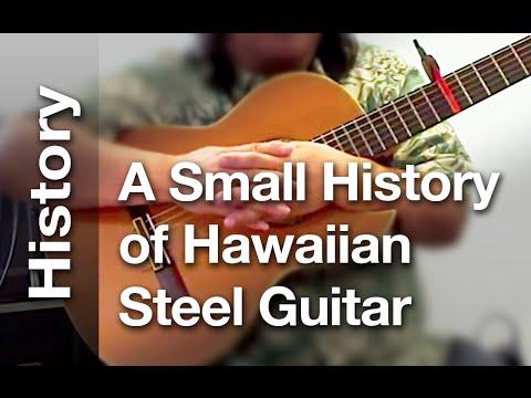 A Small History of Hawaiian Steel Guitar ( Kika Kila )