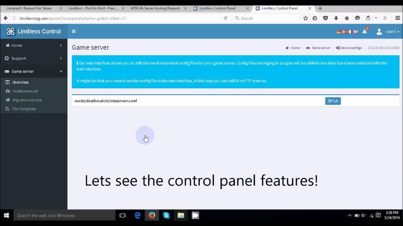 Samp сервер vps хостинг иваново хостинг