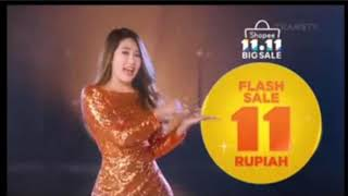 Iklan Shopee Indonesia - Shopee 11.11 Big Sale 15s (2018)