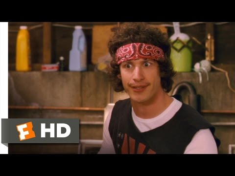 Hot Rod (10/10) Movie CLIP - Rod Defeats Frank (2007) HD