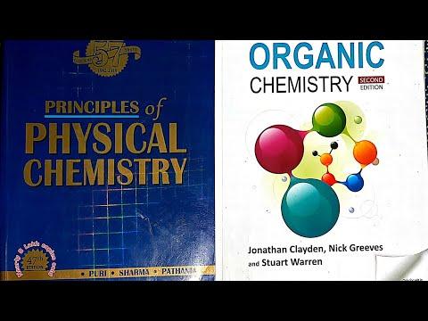 Review Of Best Book Of Chemistry Clayden , Huyee , Nasipuri