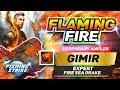 Legendary Angler Gimir EXPERT Fire sea drake 【釣魚大亨 Fishing Strike】