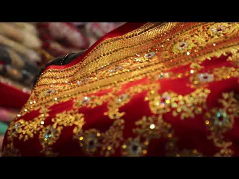 AR-688 Carmine Banarasi Saree Bridal Wear (Ep-4) ||Heavy Stone Work || Zari Work||+919885215295