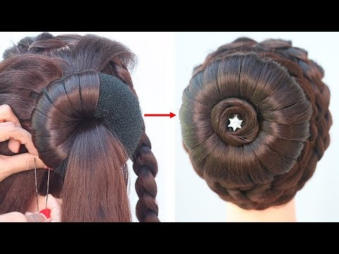 unique-hairstyle-||-cute-hairstyles-||-hair-style-girl-||-simple-hairstyle-||-easy-hairstyles