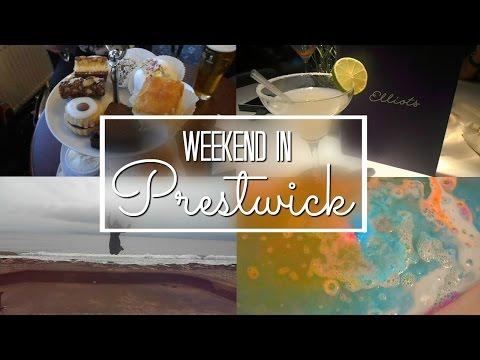 VLOG - Weekend In Prestwick