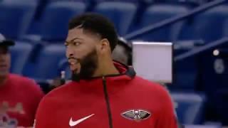 Chicago Bulls vs New Orleans Pelicans | November 7, 2018