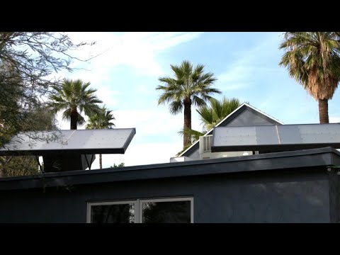 Hydropanels creating water out of air a solution for shortage?
