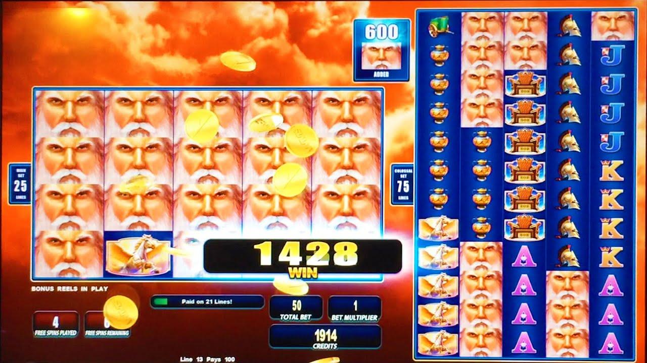 Zeus Slots Online Play Free