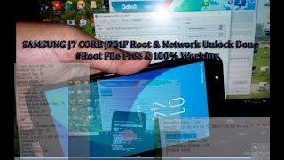 Samsung j701f root and unlock successfull 100