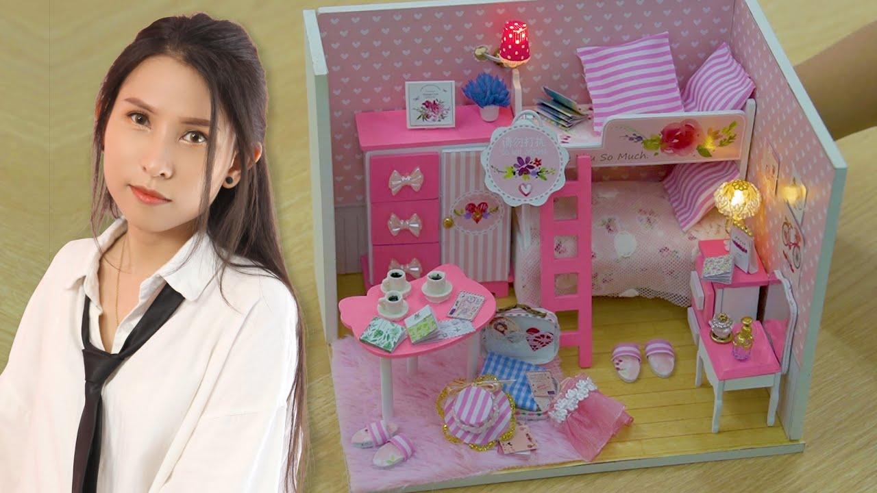 Miniature Pink Girl | Cô Gái Yêu Màu Hồng | Thiên An Show
