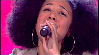 Sharon Kips - One Day I'll Fly Away (Live @ X Factor 2007 Liveshow 5)