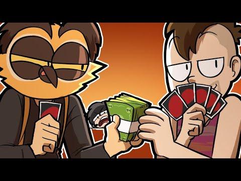My FRIENDS are FILTHY UNO SELLOUTS $$$! ~ Funny UNO