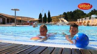 Aquapark Camping Yelloh! Village Le Lac des 3 vallées in Lectoure - Camping Gers - Midi Pyrénées