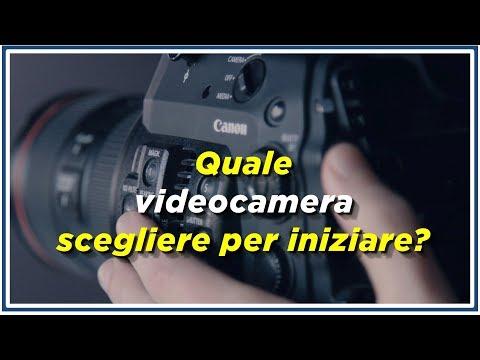 Le migliori Videocamere per INIZIARE a fare video (2017)
