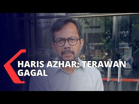 Haris Azhar: Menurut Saya Sodara Terawan Itu Gagal 2 Bulan Ini Nanggulangin Virus Corona