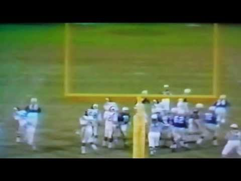 11-8-71 Rams At Colts