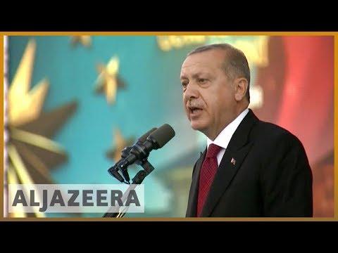 🇹🇷 Erdogan vows to advance Turkey under new governance system | Al Jazeera English