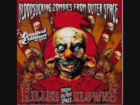 Bloodsucking Zombies from Outer Space - Killer Klowns from Outer Space (Full Album)