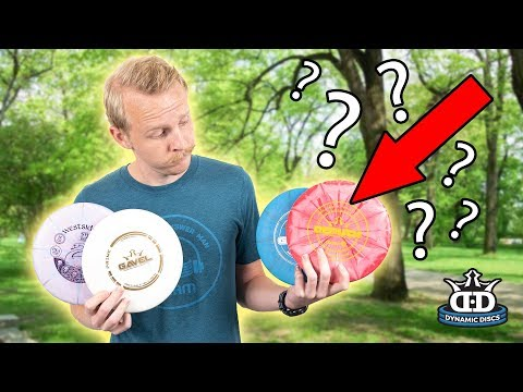 How To Choose A Disc Golf Putting Putter | Disc Golf Beginner's Guide