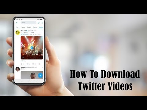 How To Download Twitter Videos On Mobile | Download Twitter Videos Easily Without Any App On Android