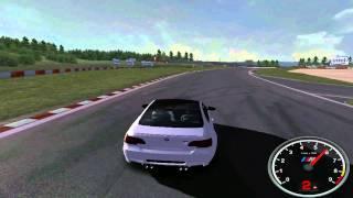 BMW m3 challenge- Free pc racing simulator