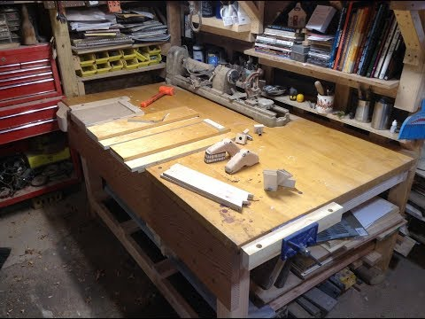 Woodworking :  DIY Workbench Accessories // How-To