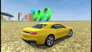 Madalin Stunt Cars 2 Game Level 2 | Car Stunt Games