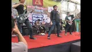 LATAHZAN  _islamic death metal (purbalingga) @pengadegan parade musik akhir tahun