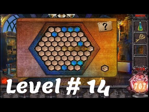 Room Escape 50 Rooms 8 Level # 14 Android/iOS Gameplay/Walkthrough