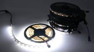 apap102 c white color 30 60 144 leds m pixel light strip 5v led 5050 smd