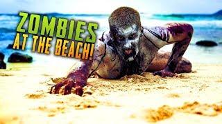 A Beautiful Day at the Beach to Die, Die, DIE