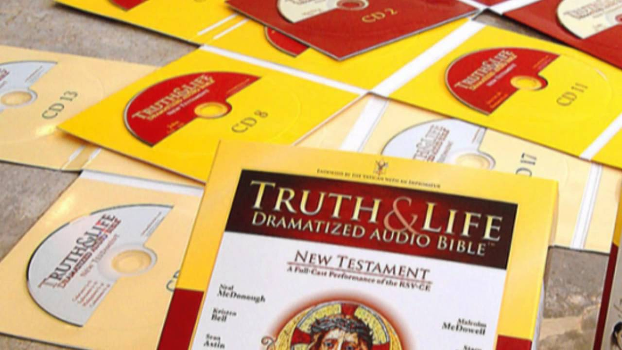 Truth and Life Dramatized Audio Bible - New Testament