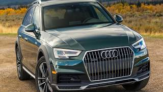 The perfect Crossover? Audi A4 Allroad quattro FULL REVIEW 2018 | Seven-Speed dual-clutch Automatic