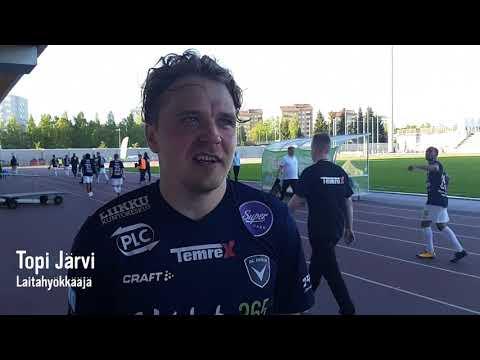 ACOTV Rönkän jälkipelit: AC Oulu - KTP (21.5.2018)