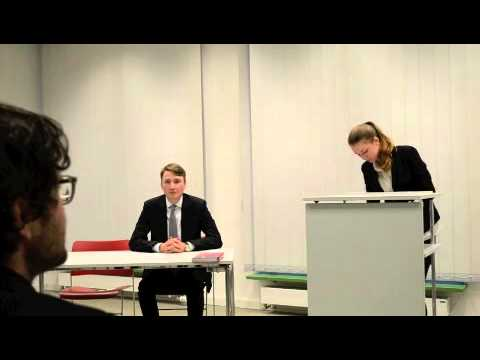 forth issue of jessup international competition