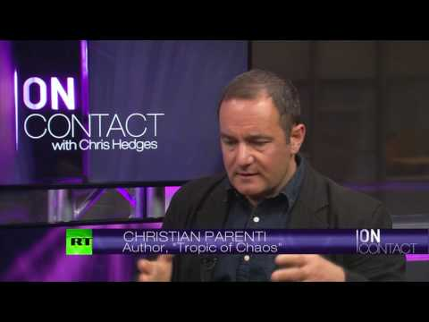 On Contact: The Rising Threat of Climate Conflict with Christian Parenti