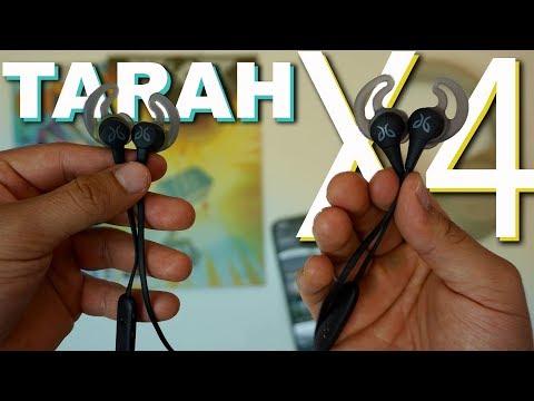 Jaybird X4 and Jaybird Tarah Review - Still One Of The Best Sport Earbuds