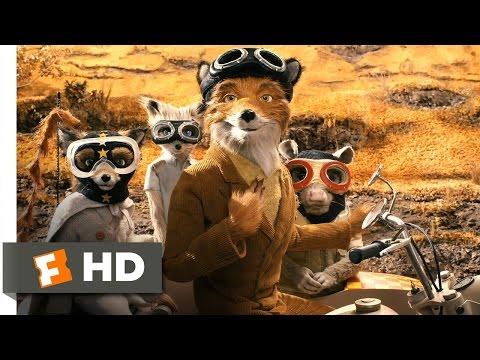 Fantastic Mr. Fox (5/5) Movie CLIP - Meeting the Wolf (2009) HD