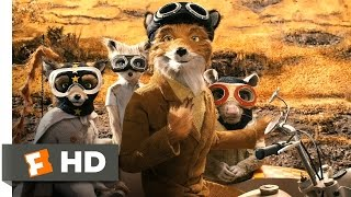 Fantastic Mr. Fox (5/5) Movie CLIP - Meeting the Wolf (2009) HD