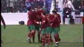 c ronaldo goals vs england u 21