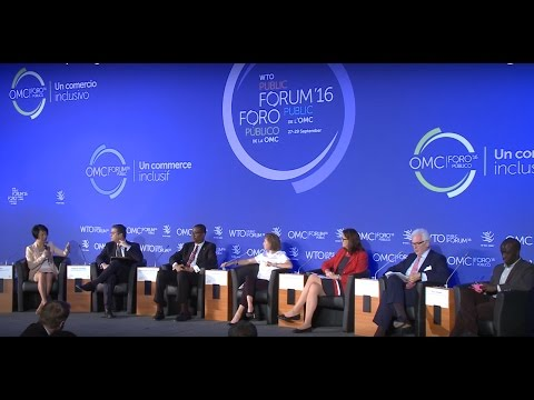 Public Forum 2016: Opening Session