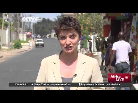 Liberia celebrates victory over Ebola outbreak