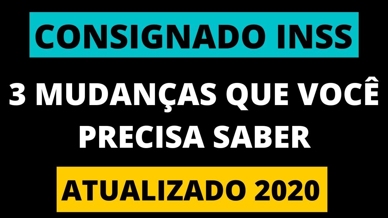 EMPRÉSTIMO CONSIGNADO INSS - 3 MUDANÇAS IMPORTANTES QUE VOCÊ PRECISA SABER! INCLUSIVE A MARGEM DE 5%