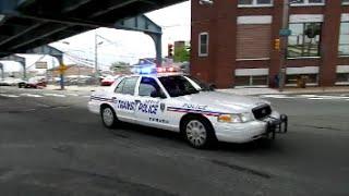SEPTA Transit Police Responding
