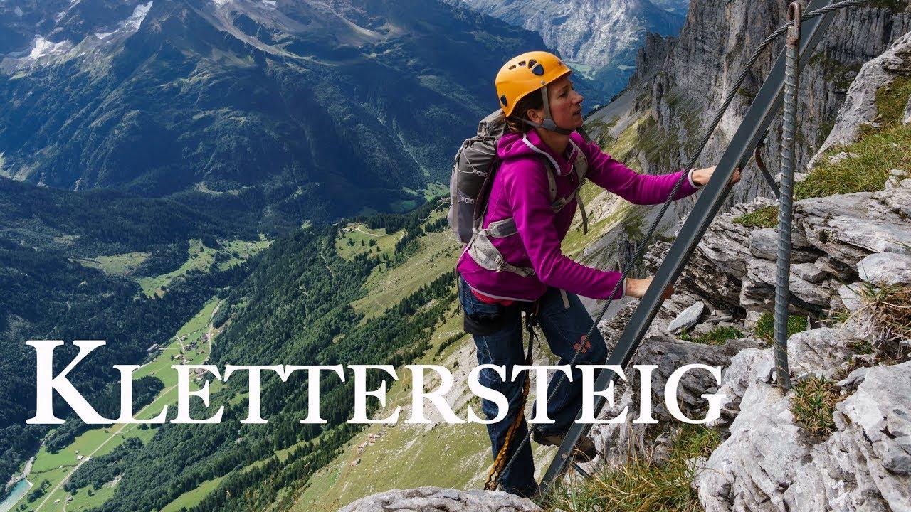 Klettersteig Tälli : Tälli klettersteig video blog ohne fotografieren youtube