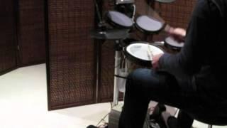 Duran Duran - Violence Of Summer [drum cover]  Roland HD-3