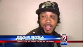 Jaywalking arrest video goes viral; man alleges discrimination from Cincinnati Police
